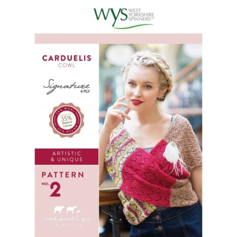 4Ply_No2_Caeduelis_Cowl_Front Cover-600x600