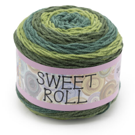 Himalaya Sweet Roll 1047-08 Green Melange